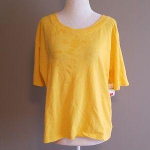NWT GAP yellow top